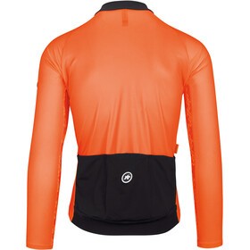 assos Mille GT Maillot à manches longues Homme, lolly red